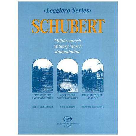 Leggiero - Schubert: Militärmarsch