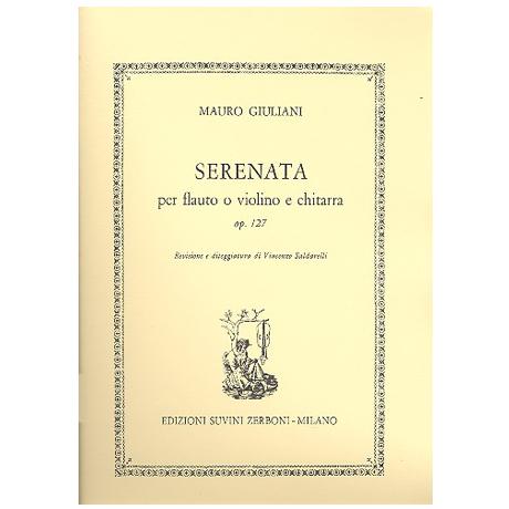 Giuliani, M.: Serenata Op.127