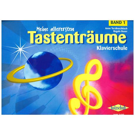 Terzibaschitsch, A.: Meine allerersten Tastenträume 1