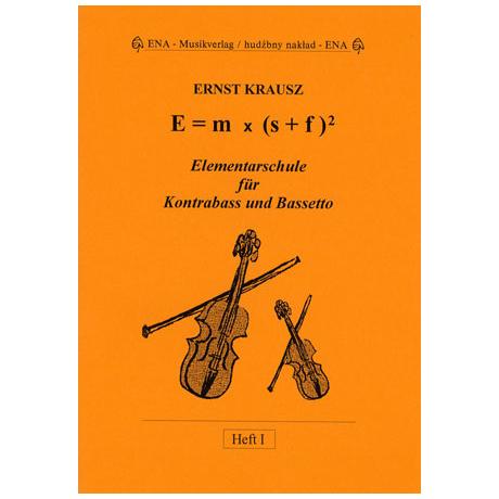 Elementarschule für Kontrabass und Bassetto