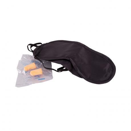 Schlafmaske + Ohrenstöpsel Reiseset