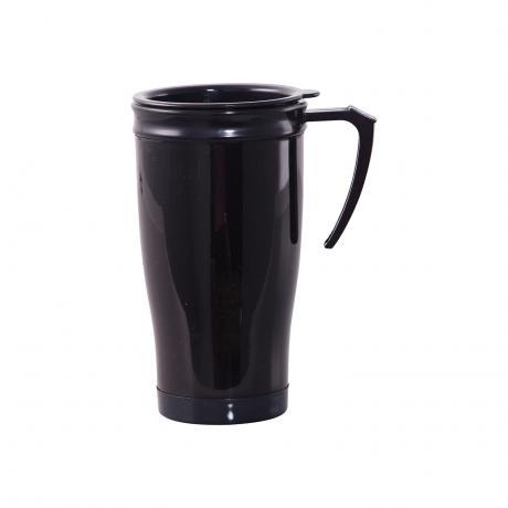 Kaffeebecher ToGo schwarz