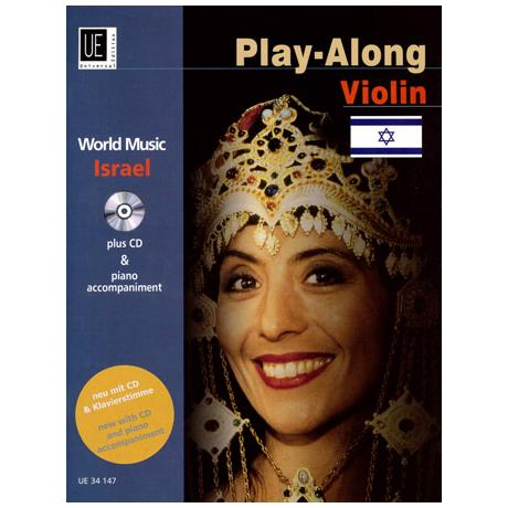 World Music Play Along Violin: Israel (+CD)