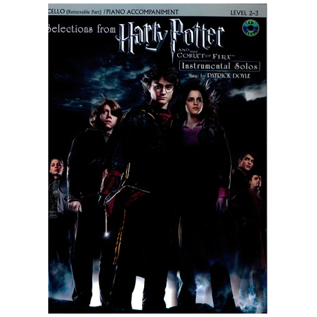Selections From Harry Potter And The Goblet Of Fire (+CD)