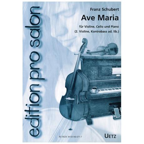 Schubert, F.: Ave Maria