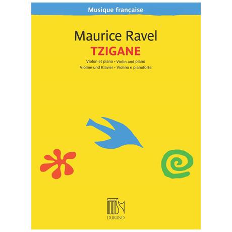 Ravel, M.: Tzigane