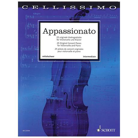 Appassionato – 25 originale Vortragsstücke