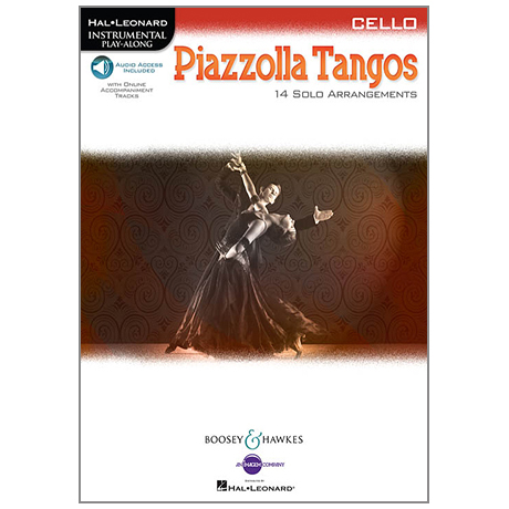 Piazzolla, A.: Tangos (+Online Audio)