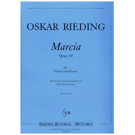 Rieding, O.: Marcia op. 44