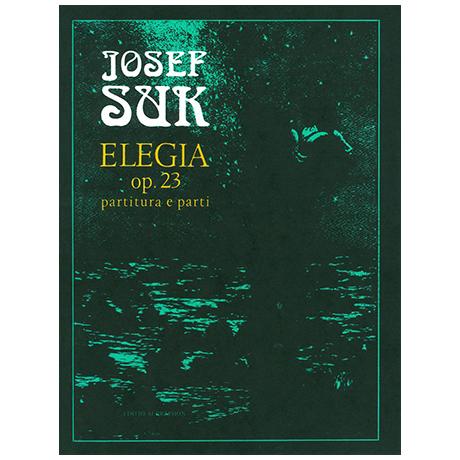 Suk, J.: Elegie Op. 25
