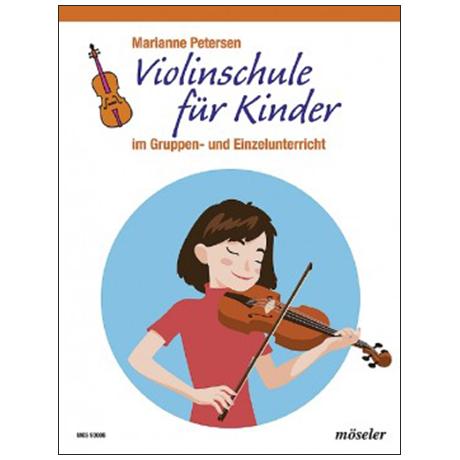 Petersen, M.: Violinschule für Kinder