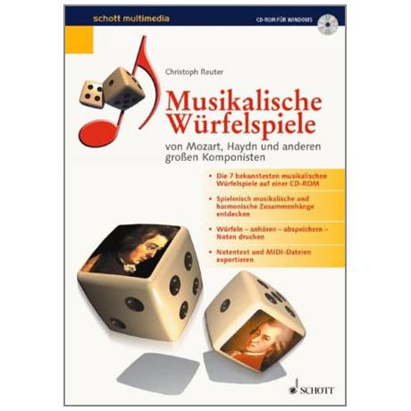 Musikalische Würfelspiele (C. Reuter)