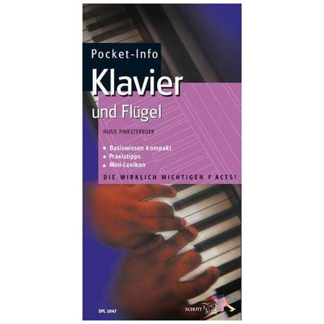 Pocket-Info Klavier