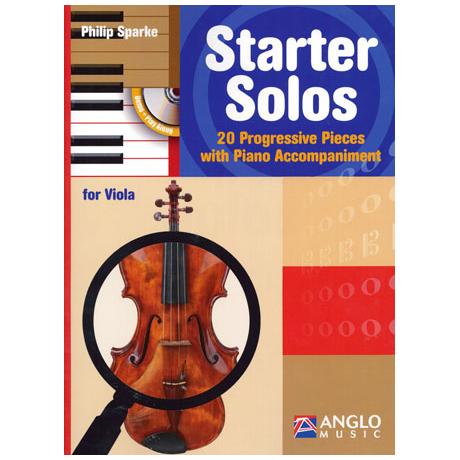 Sparke, P.: Starter Solos (+CD)