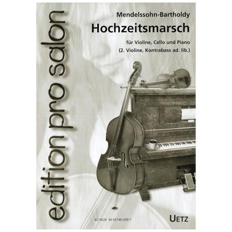Mendelssohn Bartholdy, F.: Hochzeitsmarsch