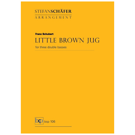 Schäfer, S.: Little Brown Jug