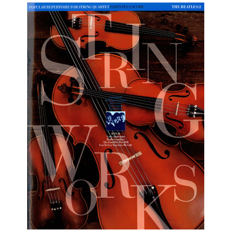 String Works: The Beatles Vol. 2