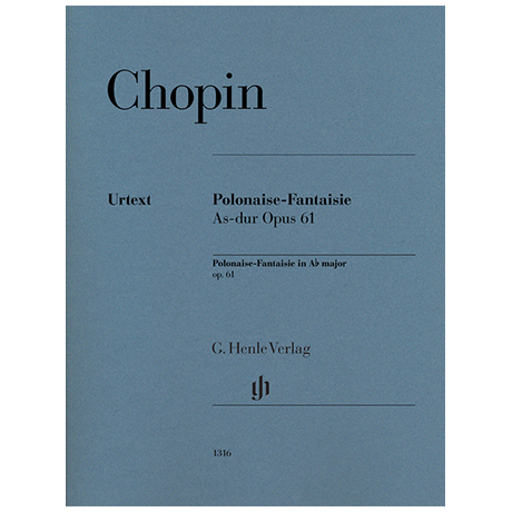 Chopin, F.: Polonaise-Fantaisie Op. 61 As-Dur
