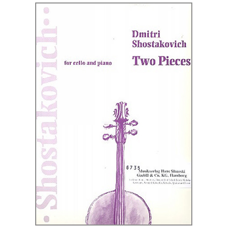 Schostakowitsch, D.: 2 Stücke aus der 2. Balletsuite (1951)