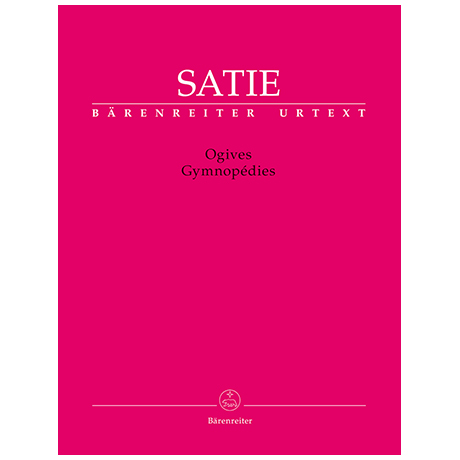 Satie, E.: Ogives/Gymnopédies