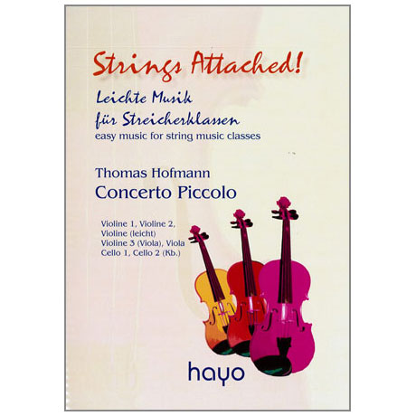 Strings Attached: Hofmann, T.: Concerto Piccolo