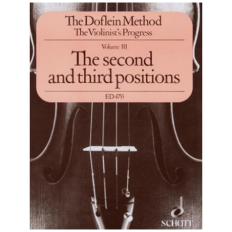 The Doflein Method - Volume 3