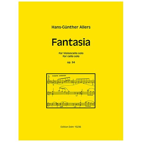 Allers, H.: Fantasia Op. 94