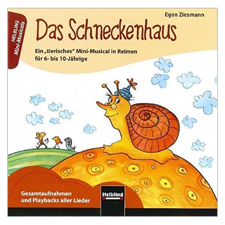 Ziesmann, E.: Das Schneckenhaus – CD
