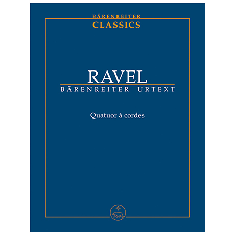 Ravel, M.: Streichquartett