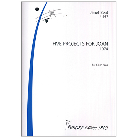 Beat, J.: 5 Projects for Joan