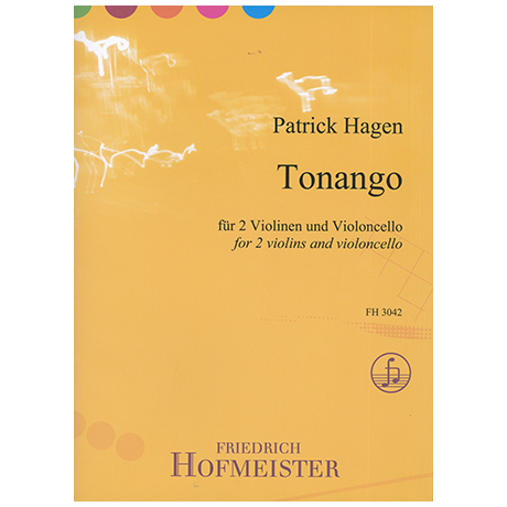 Hagen, P.: Tonango