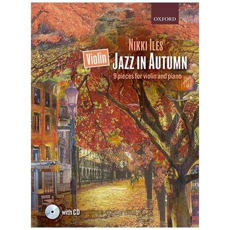 Iles, N.: Jazz in Autumn (+CD)