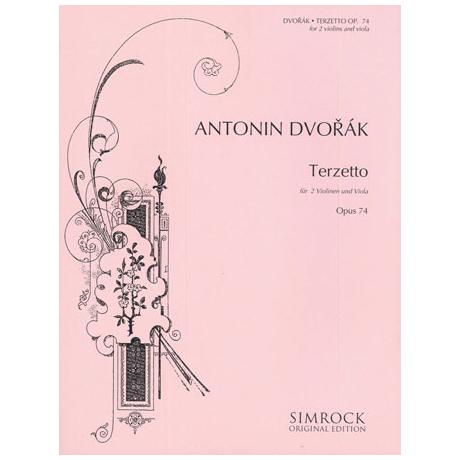 Dvořák, A.: Terzetto Op.74 C-Dur