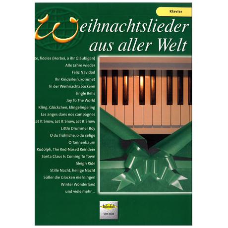 Sieblitz: Weihnachtslieder aus aller Welt