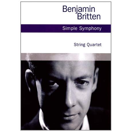 Britten, B.: Simple Symphony