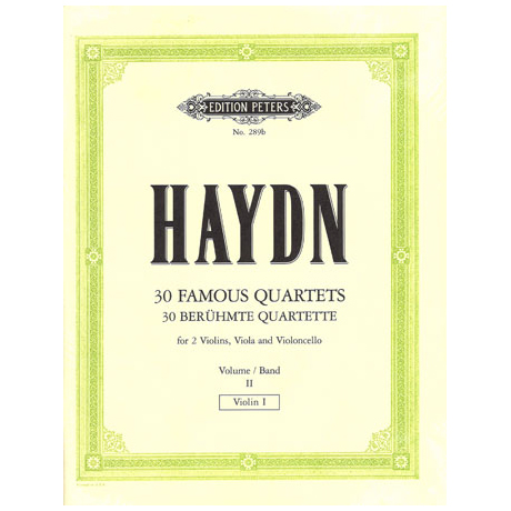Haydn, J.: Streichquartette Band 2: op. 3/3, 3/5, 20/4-6, 33/2-3, 33/6, 64/5-6, 76/1-6
