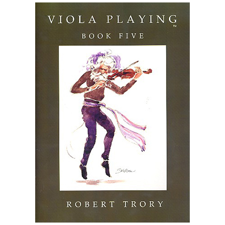 Trory, R.: Viola Playing Vol.5