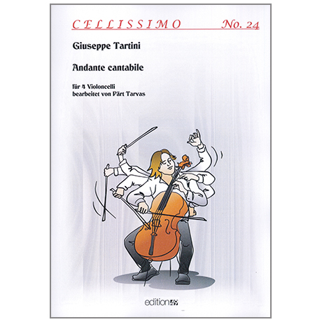 Tartini, G.: Andante cantabile