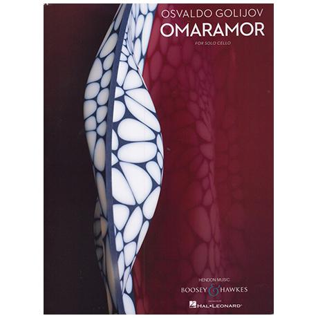 Golijov, O.: Omaramor