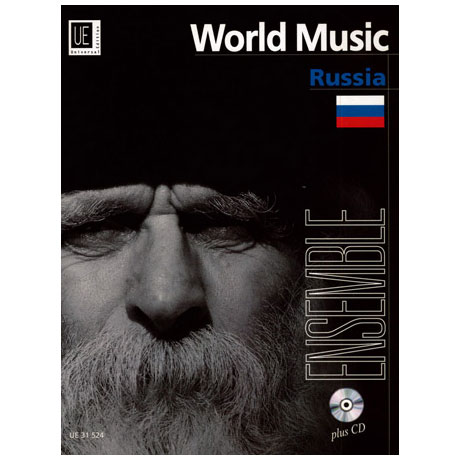 World Music Russia (+CD)