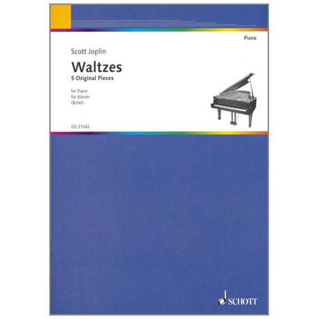 Joplin, S.: Waltzes