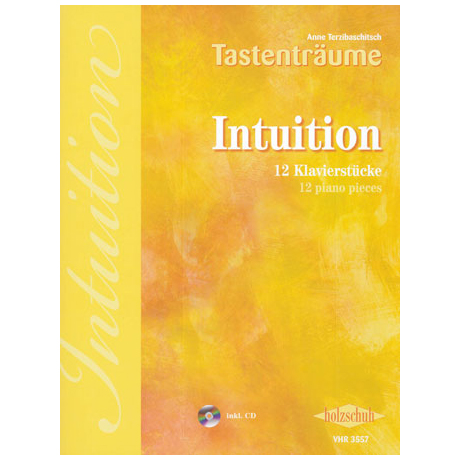 Terzibaschitsch, A.: Intuition (+CD)