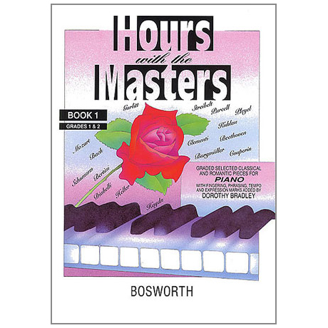 Hours with the Masters – Band 1