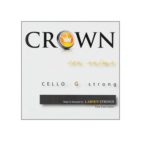 CROWN Strings by LARSEN Cellosaite G