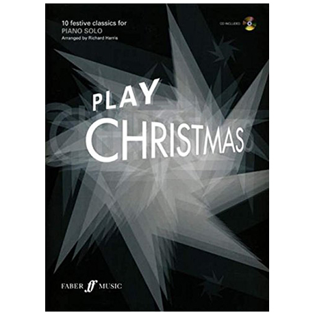 Harris, R.: Play Christmas (+CD)