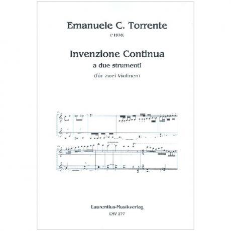 Torrente, E. C.: Invenzione Continua