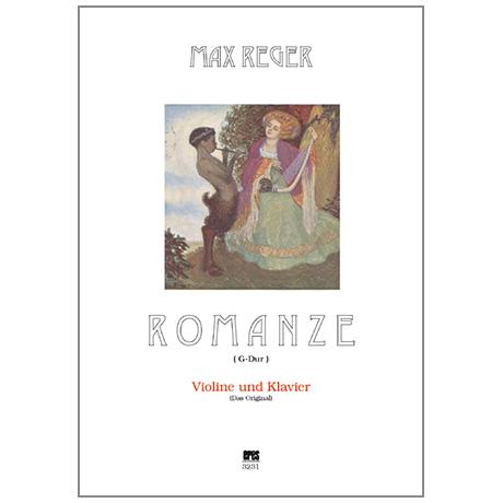 Reger, M.: Romanze G-Dur WoO II/10