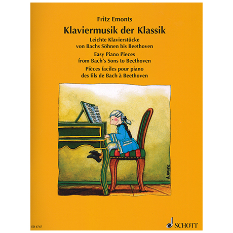Emonts, F.: Klaviermusik der Klassik