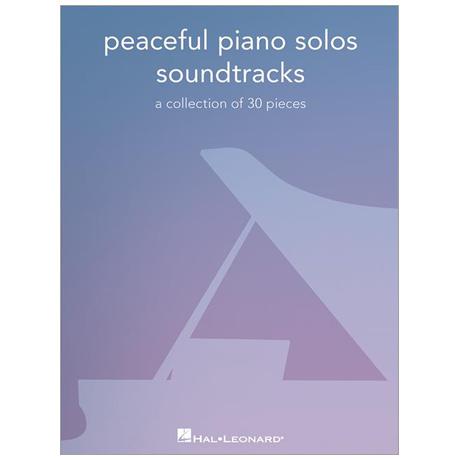 Peaceful Piano Solos Soundtracks