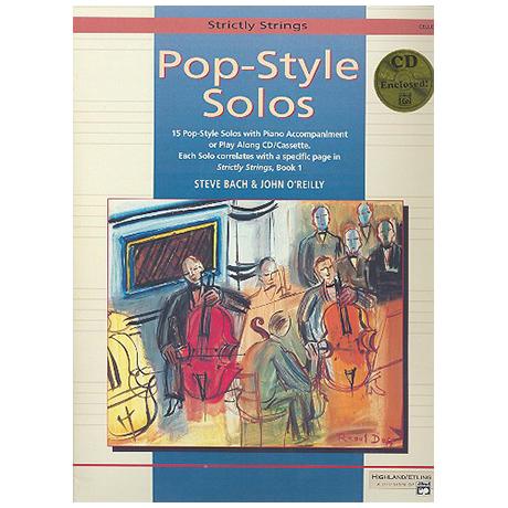 O'Reilly, J. / Bach. S.: Pop Style Solos (+CD)